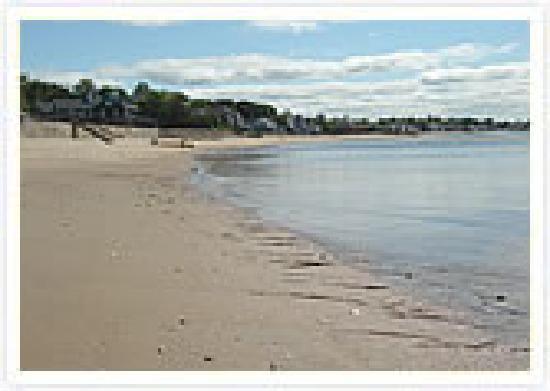 Talcott House: The beach