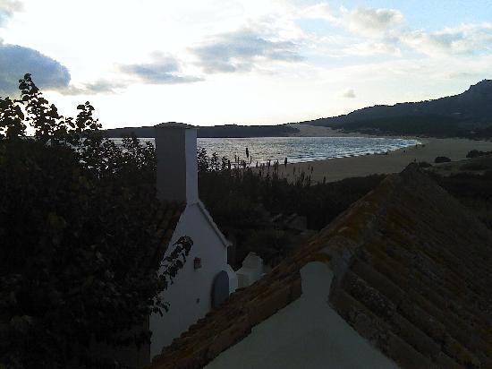 Hostal La Hormiga Voladora: View from the terrace