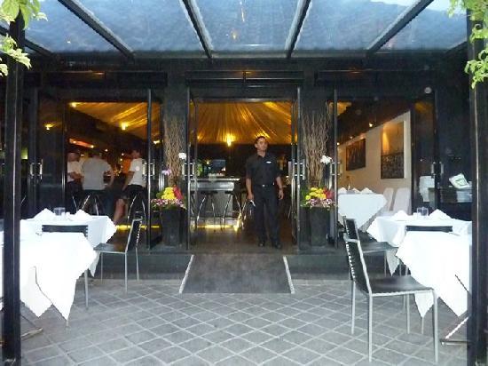Alam Warna: Ultimo restaurant