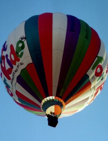 Ace High Ballooning: ace high