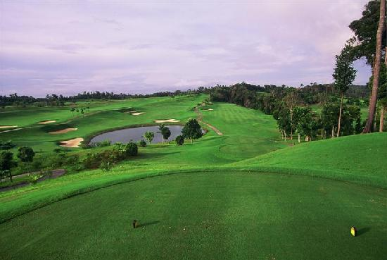 Bintan Lagoon Resort Golf Club : Ian Baker-Finch Woodlands Course