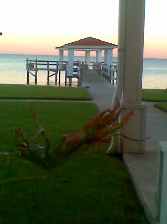 Rockport, TX: View from our porch