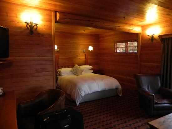 Powderhorn Chateau Mount Ruapehu: room