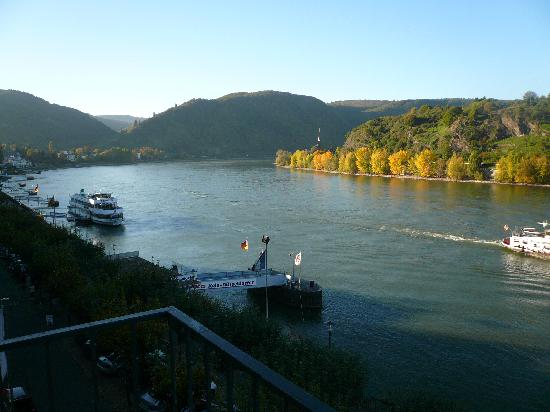 Hotel Günther Garni: The view from our balcony