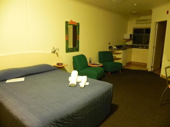 White Island Rendezvous: room