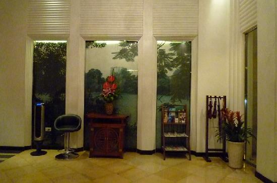 ザーバオ グランドホテル, ロビー