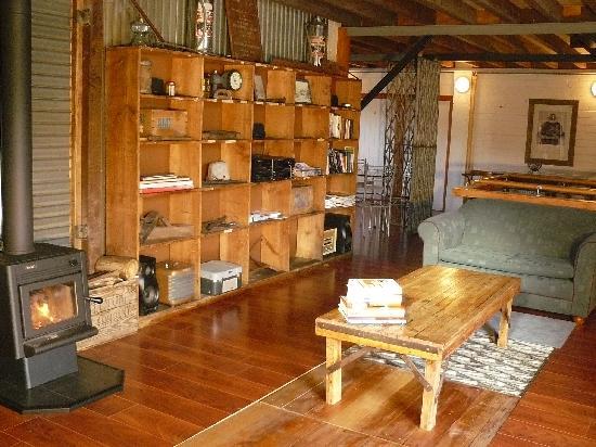 The Workshops: Lounge