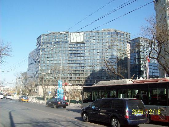 Regent Beijing: view of hotel