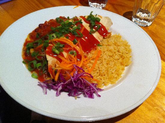 Mexican Restaurant Hobart Centre