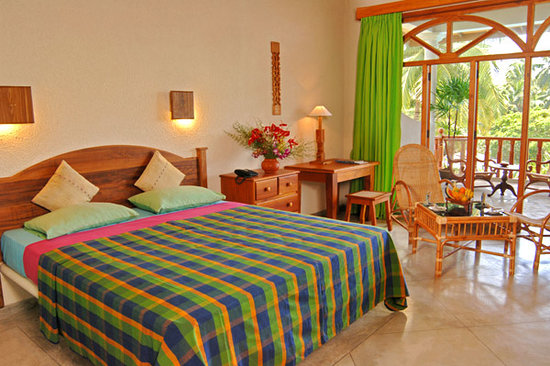 Wunderbar Beach Club Hotel: Luxury Room at Hotel Wunderbar