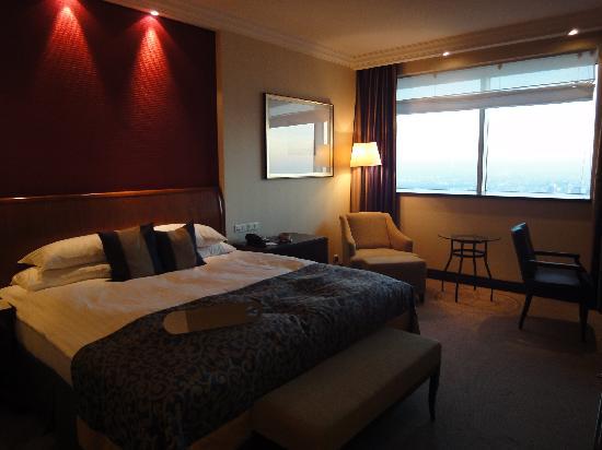 InterContinental Hotel Warsaw: Zimmer auf Club-Etage