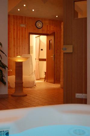 Hotel Quadrifoglio: centro benessere