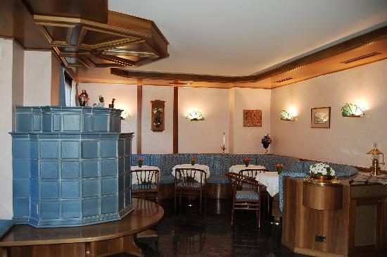 Hotel Quadrifoglio: bar
