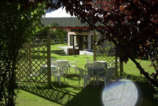 Pinzolo, إيطاليا: giardino
