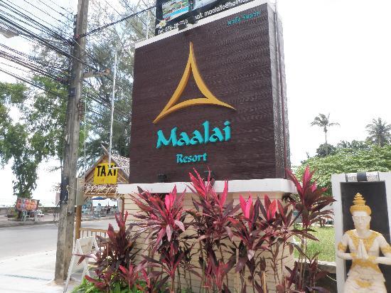 Phuket Sea Resort : Maalai Resort