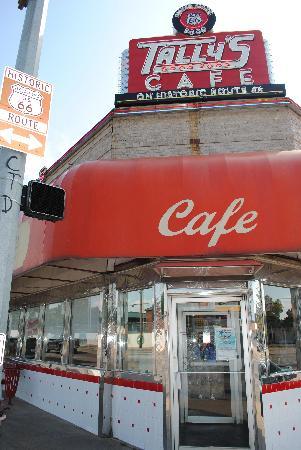 Tally's Good Food Cafe: Entrata