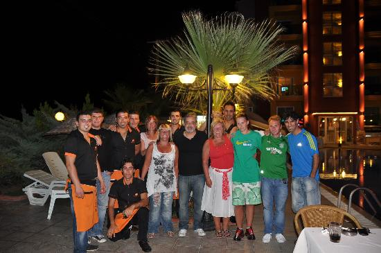 Club Alpina Apartments Hotel: our family