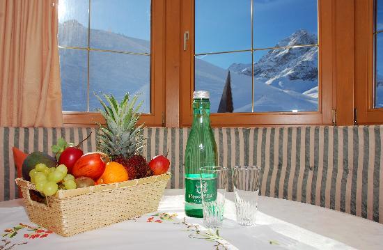 AlpenHotel Seiler: Ausblick Ferienwohnung