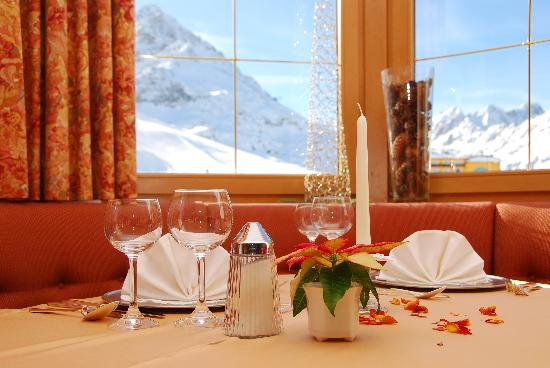 AlpenHotel Seiler: Speisesaal