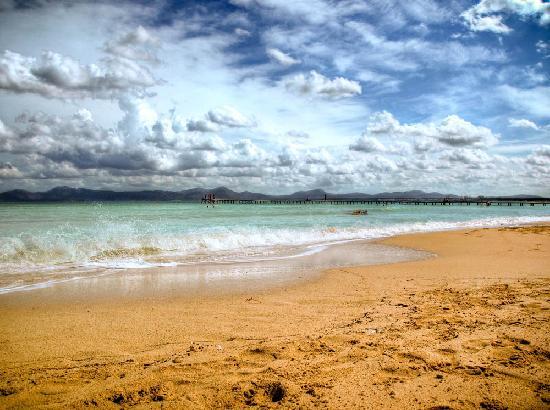 Grupotel Los Principes & Spa : Perfect beach