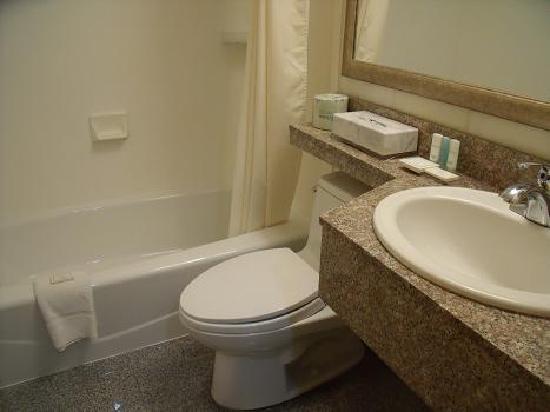 Motel En Suite Bathrooms: Picture Of Lexington Inn At JFK Airport