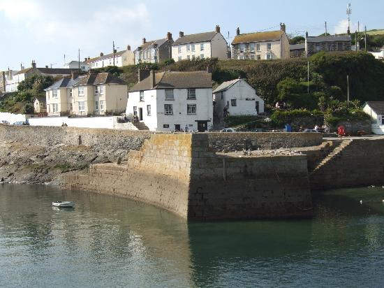 Porthleven, UK: View