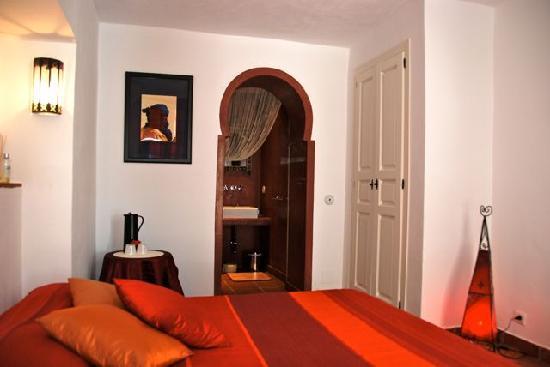 Barros de Luna: chambre Tassili