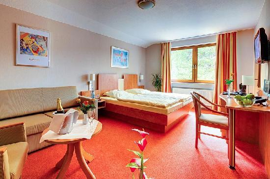 Hotel Bockelmann: Komfort-Hotelzimmer im Gästehaus