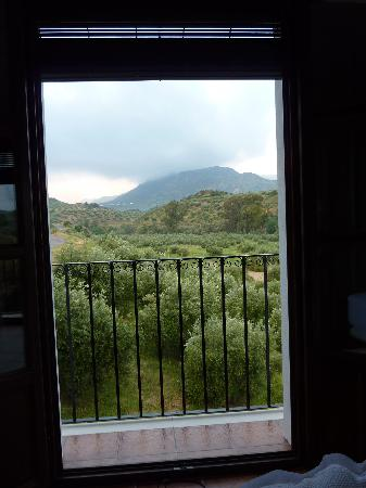 Casa Olea: The view from the most comfortable bed ever!