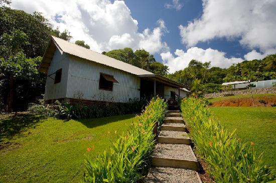 Pagua Bay House Oceanfront Cabanas : Cabana 1 & 2
