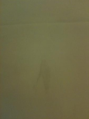 Albuquerque Marriott: Black mark on sheets