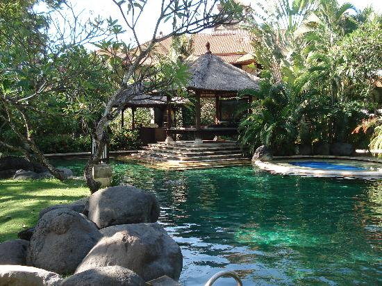 pool area picture of the royal beach seminyak bali