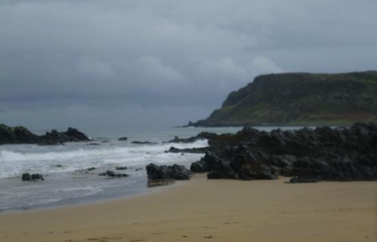 McGrory's Hotel: Culdaff Beach