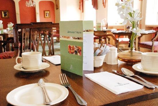 Pratt's Hotel : Restaurant