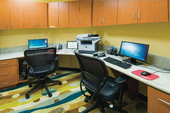 Hampton Inn Jackson- Flowood: Business Center