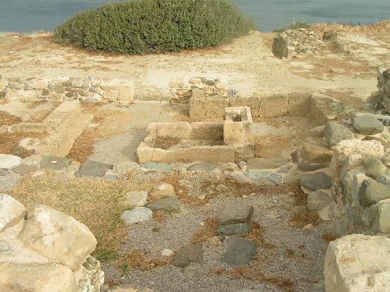 Sitia, Greece: Hellenistic ruins