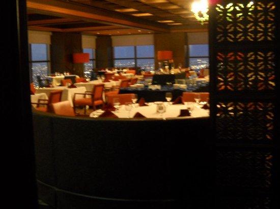 Miami City Club : dining area