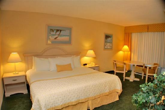Clarion Inn: Suite King Room