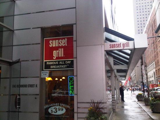 Sunset Grill Photo