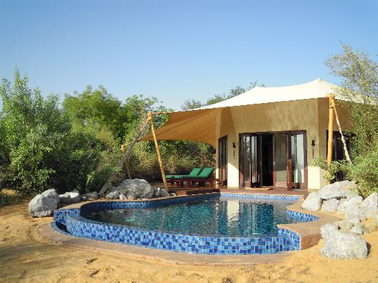 منتجع المها الصحراوي: la nostra beduin suite