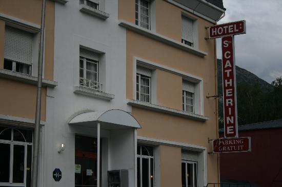 Sainte Catherine Hotel : Hotel Sainte Catherine, Lourdes, France
