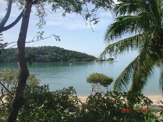 Chandara Resort & Spa: prenez votre déjeuner toujours avec cette superbe vue