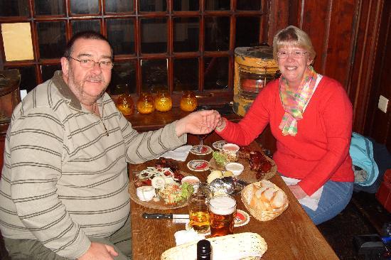 Cafe de Klos : dinner for 2 at de klos