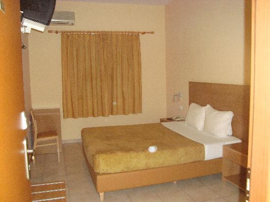 Park Hotel: Single bedroom
