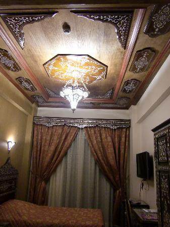 Al-Madinah / City Hotel: decorado con gusto