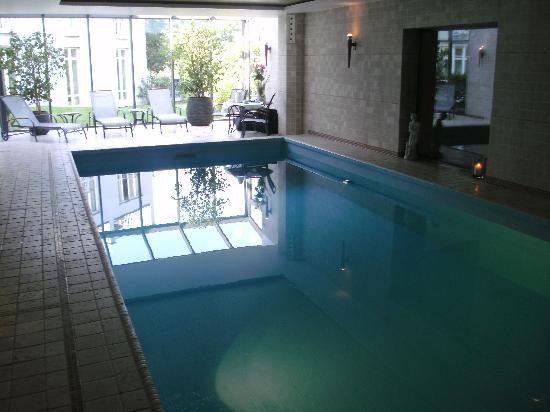 Hotel Villa Hugel: Swiming pool