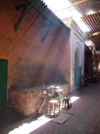 Riad Dollar Des Sables: Near the Riad