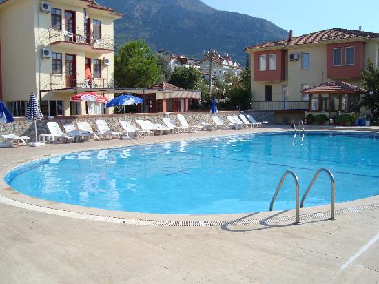 Kaya Apart Hotel: Main Pool