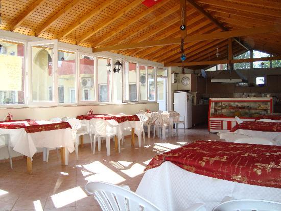 Kaya Apart Hotel: Dining Area
