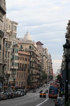 فندق ريفولي رامبلاس: Barcelona